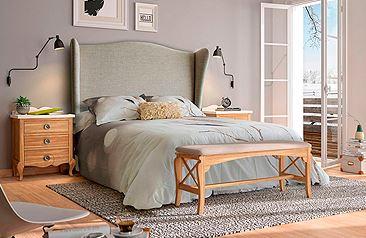 Muebles de estilo cl sico y contempor neo para decorar for Muebles de dormitorio contemporaneo